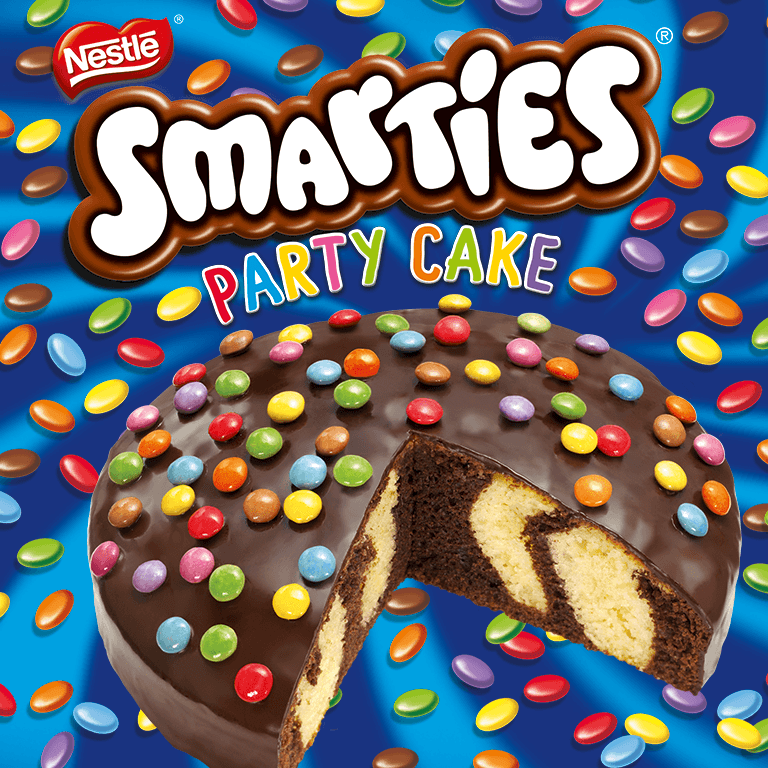 SMARTIES® Party Cake